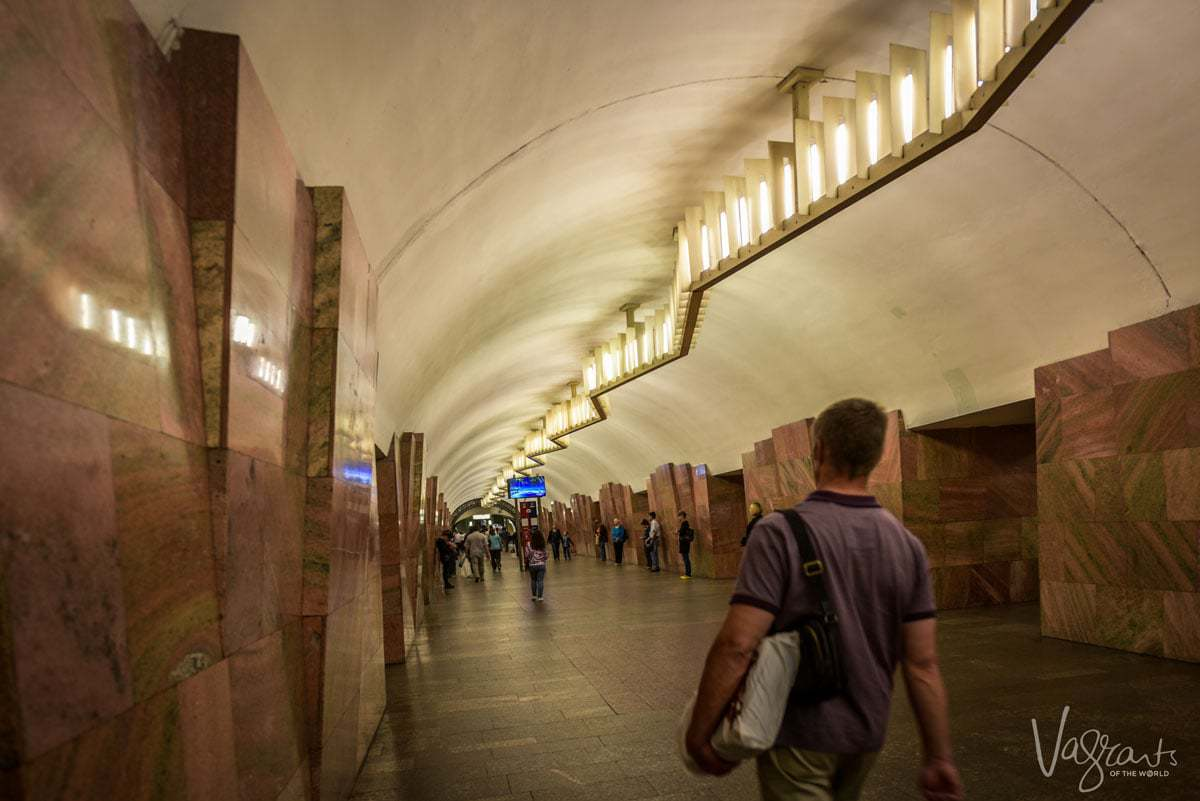 Anti Theft System >> Discover The Most Beautiful Moscow Metro Stations