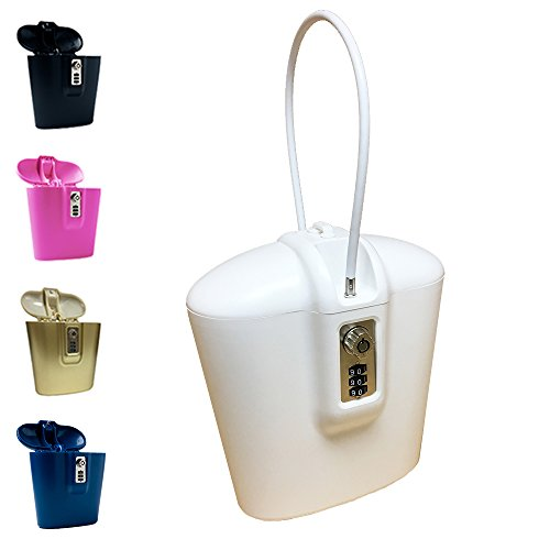 SAFEGO Portable Indoor/Outdoor Lock Box Safe