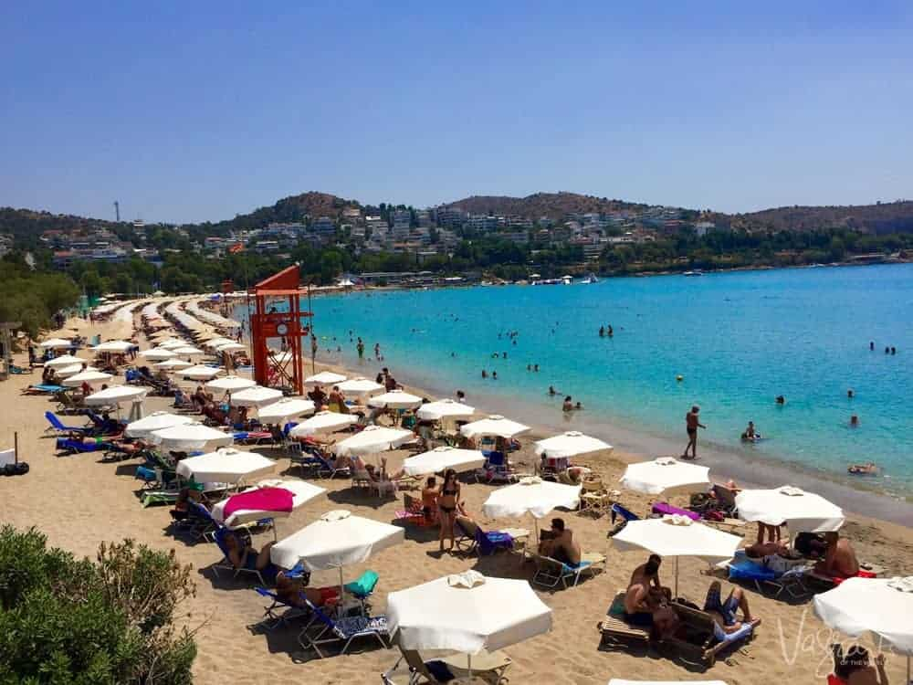 Keep Valuables safe at the beach - Athens