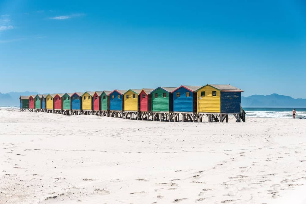 Keep Valuables safe at the beach - Cape Town