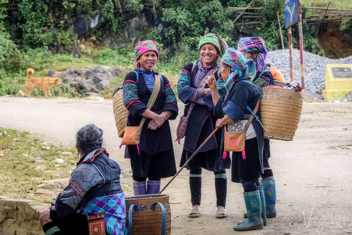 Trekking Guides in Sapa Vietnam