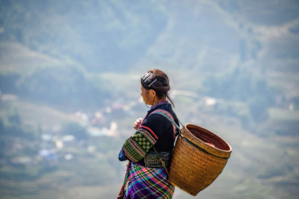 Trekking Guide in Sapa