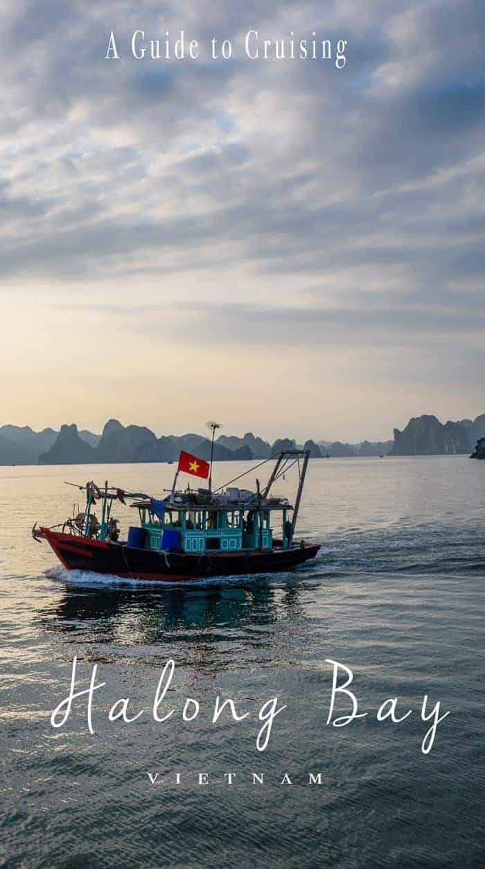 Experience the best of Halong Bay on a 2 night junk boat cruise. #vietnam #halongbay