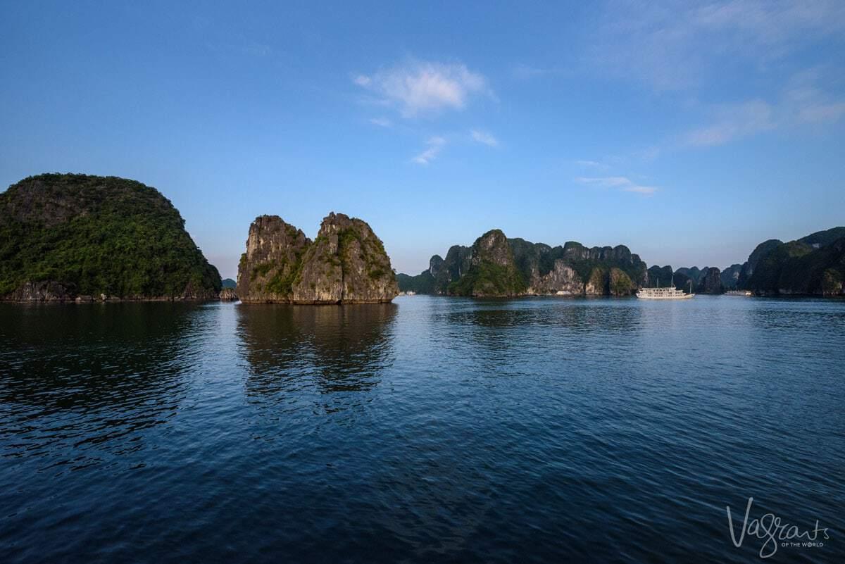 Halong Bay Junk Boat Cruises Vietnam