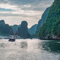 A Guide to Cruising Vietnam on the Iconic Halong Bay Junk Boats