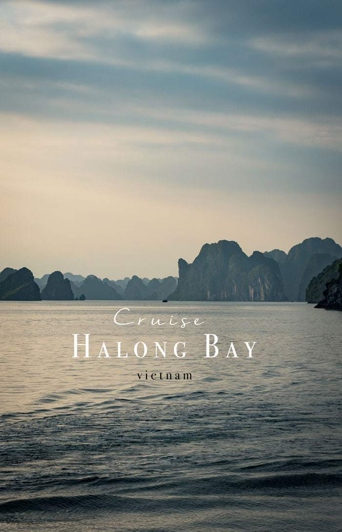 Everything you need to know about an overnight Halong Bay Cruise on board a Halong Bay Junk boat.
