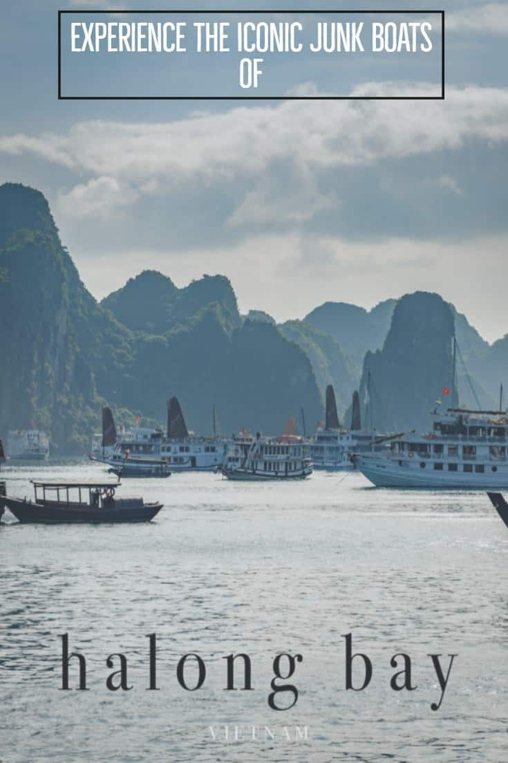 Everything you need to know about Halong Bay cruises in Vietnam.