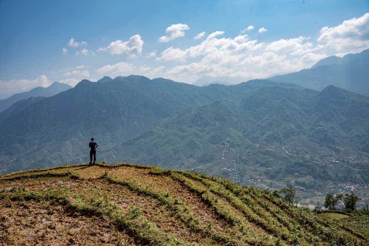 Trekking in Sapa Vietnam