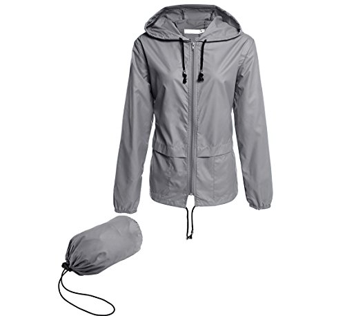 Lightweight Travel Rain Jacket