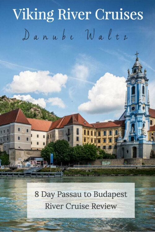 What's it like to travel on Viking River Cruises Danube Waltz cruise? Here's a complete review #rivercruise #traveltips #cruises #europe #vikingcruises #MyVikingStory