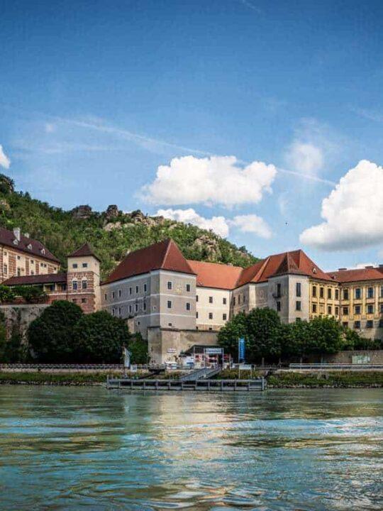 Durnstein, Krems in the Wachau Valley Austria.