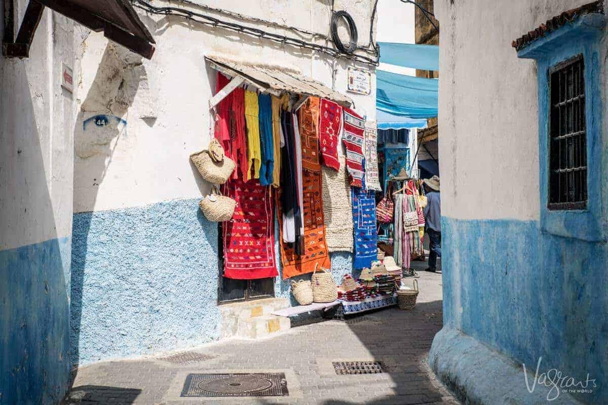 Kasbah Tangier Morocco