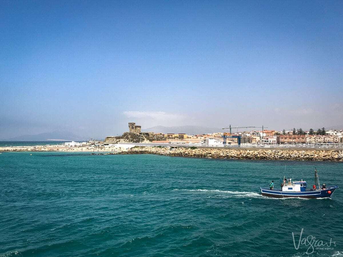 Tarifa Spain - Ferry Spain to Morocco
