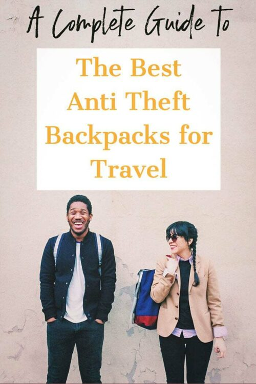 Best anti theft backpacks for travel | Best Travel backpacks | Buying Guide #travelbackpack #bestbackpack #antitheft #backpack