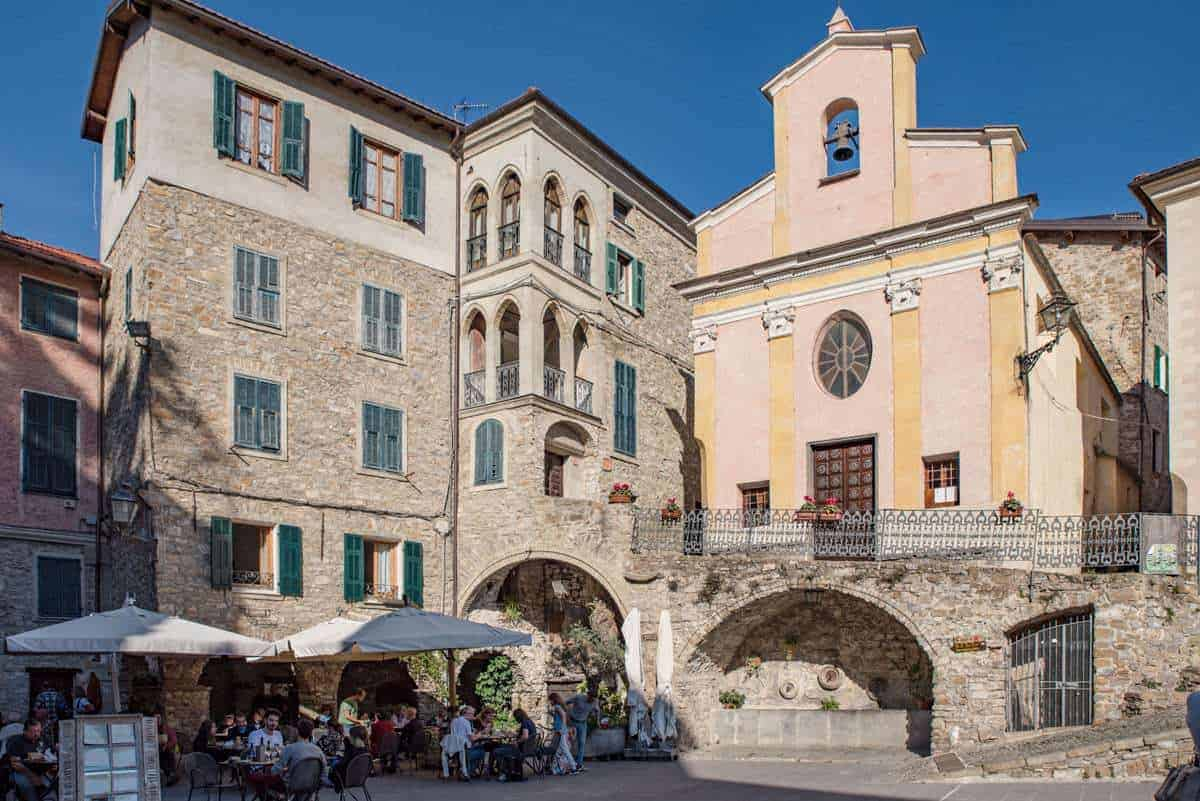 Apricale Liguria Italy