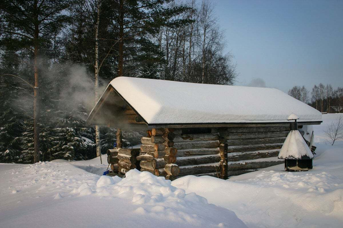 Unique things to do in Europe in Winter - Finnish Bathing Rituals