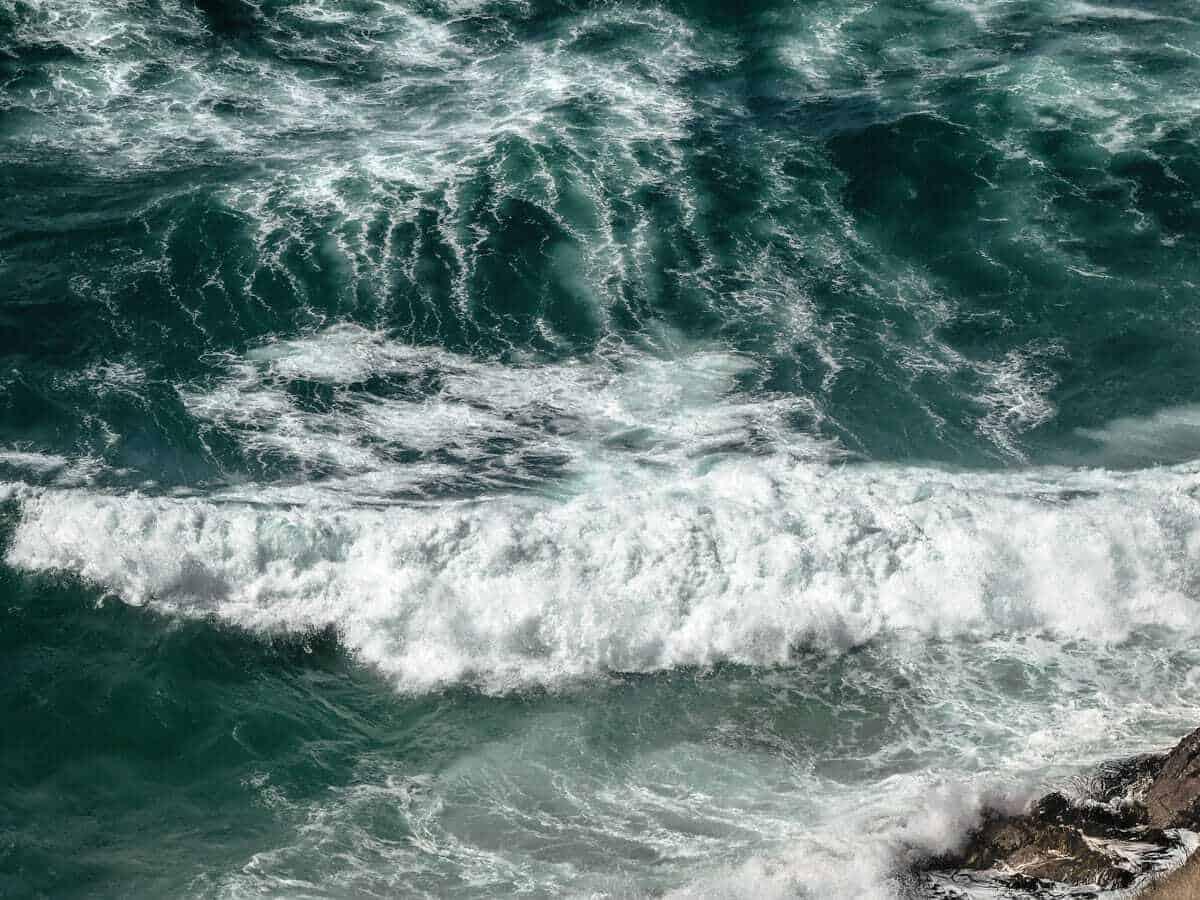 Rough Waves patagonia