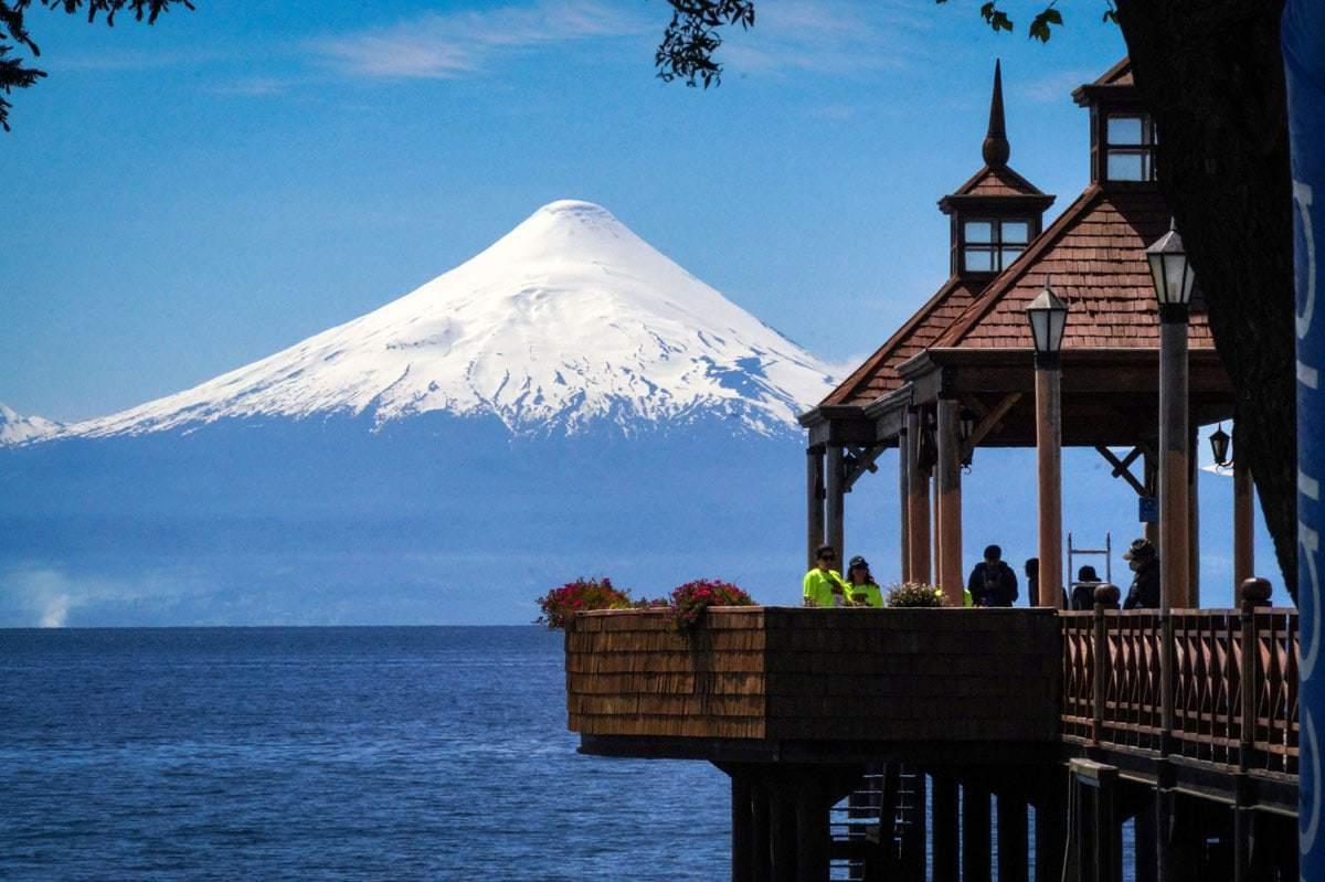 Osorno Volcano Lake District Patagonia