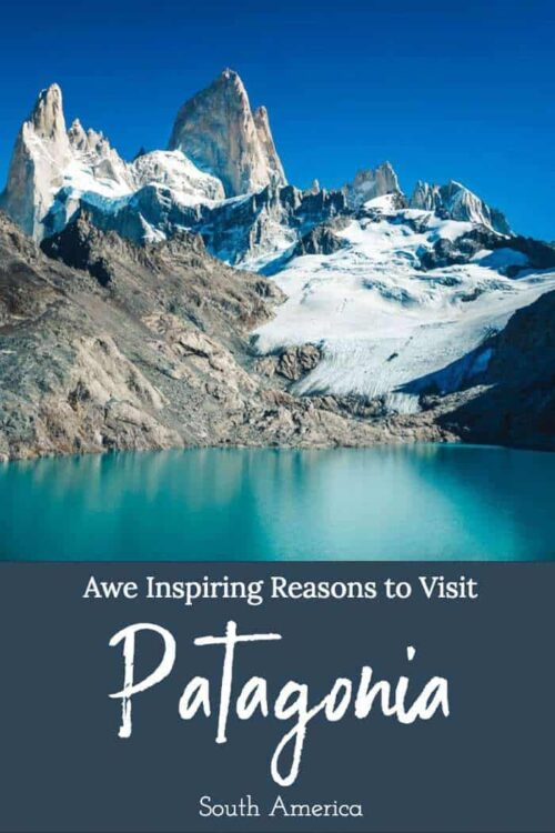 Find out why you should start planning a trip to Patagonia  Things to do in Patagonia   Planning a Trip to Patagonia #patagonia #BestMountainTrek #trekking #southamerica
