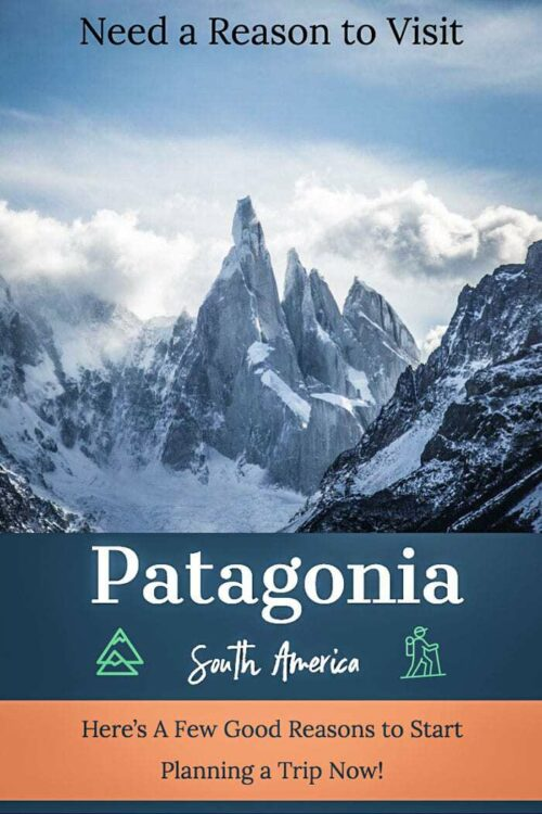 Need a reason to visit Patagonia? Here are the best things to do in Patagonia | Planning a Trip to Patagonia #patagonia #BestMountainTrek #trekking #southamerica