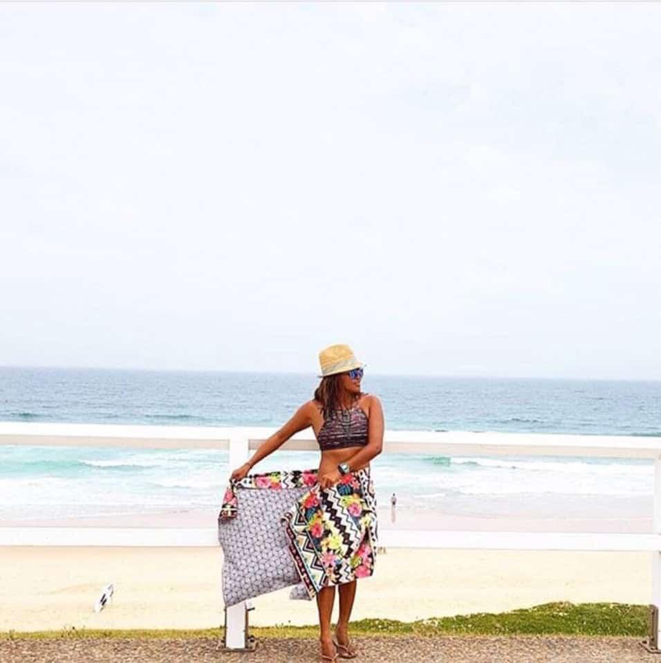 Tesalate Sand Free Beach Towel