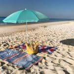 Best Beach Towels for travel - Sand free beach towels