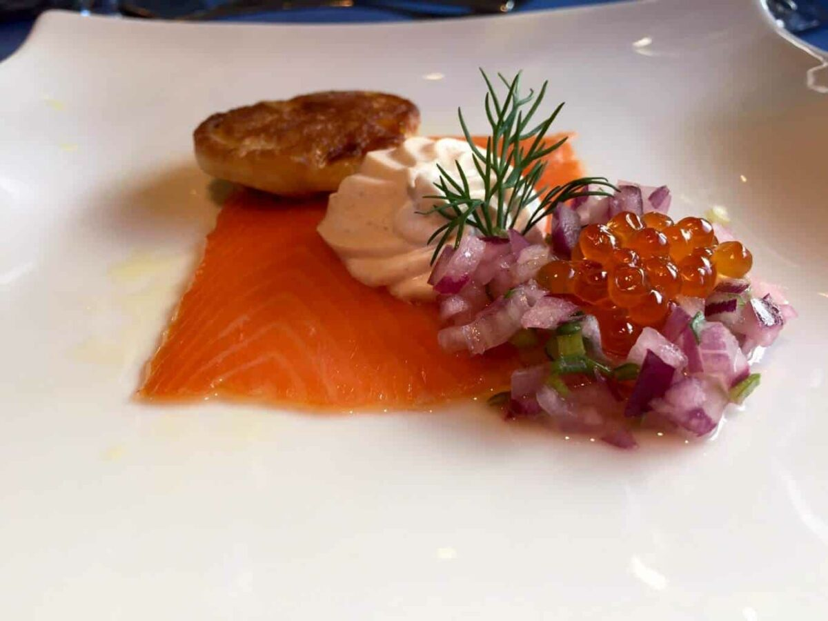 Viking River Cruises Fine Dining