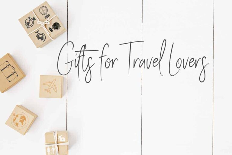 A guide to gifts for Travel Lovers