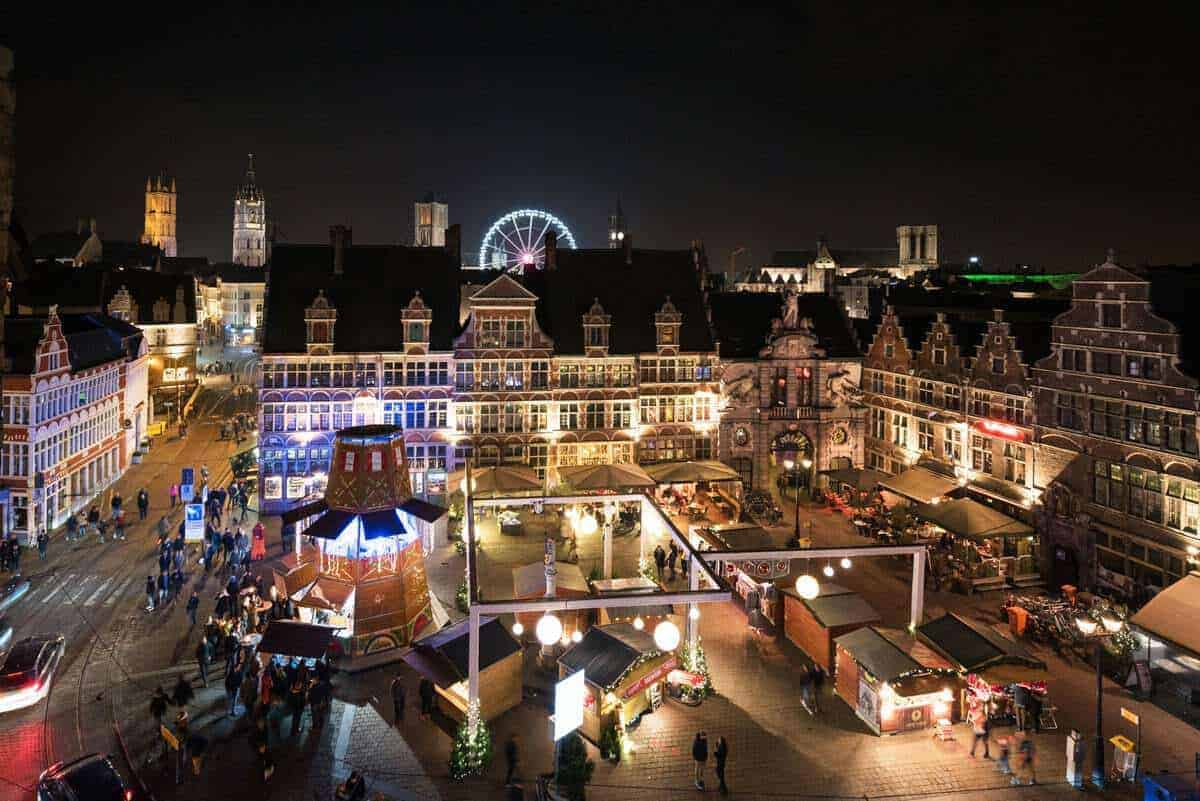 Christmas Markets in The World Whole for The Most Original Christmas Shopping