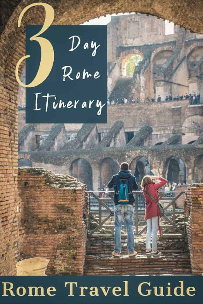 Rome Travel Guide - Best things to do in Rome | 3 Days in Rome Itinerary