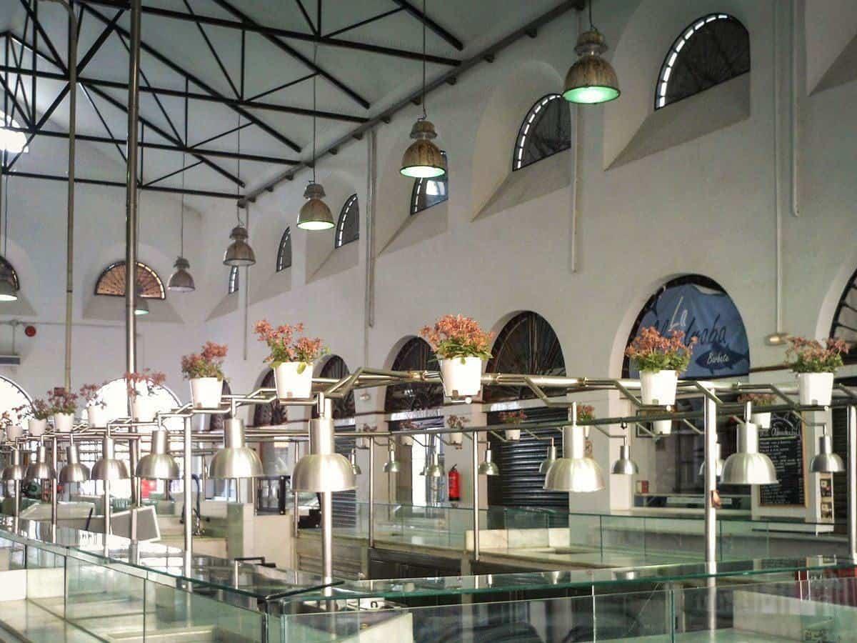 Lonja de Feria market Seville