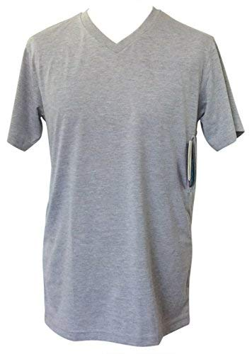 Clever Travel Companion V-Neck T-Shirt with 2 Secret Pockets