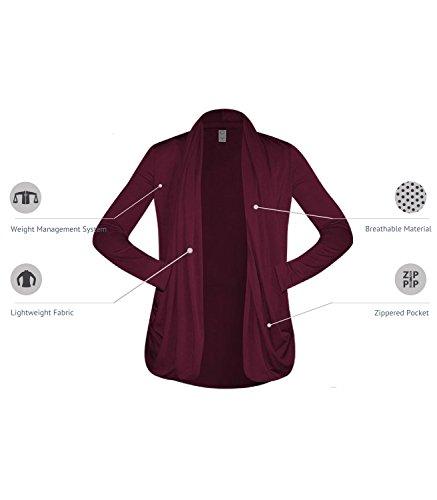 SCOTTeVEST Pickpocket Proof Travel Cardigan - 4 Pocket