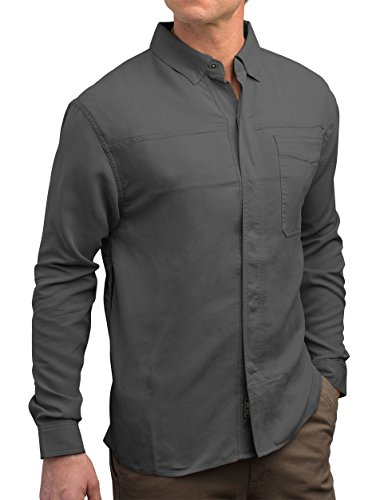 SCOTTeVEST Pickpocket Proof Travel Shirt - 13 Pocket