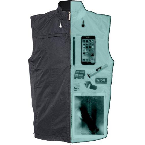 AyeGear V26 Travel Vest with 26 Pocket