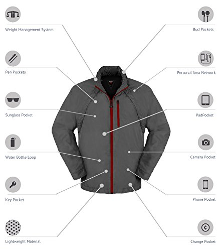 SCOTTeVEST Tropiformer 22 Pockets Convertible Jacket