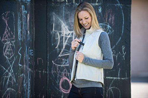 SCOTTeVEST Women's Featherweight 16 Pocket Vest