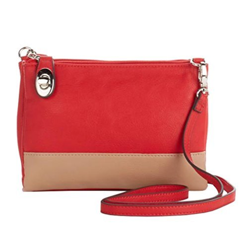 TravelSmith RFID-Blocking Anti Theft Crossbody Bag