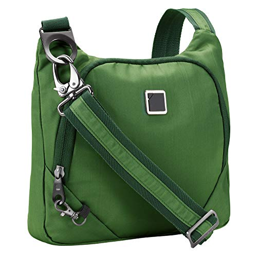 Lewis N. Clark Unisex Anti-theft Crossbody Bag