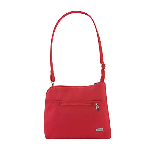 Pacsafe Women's Daysafe Anti-Theft Slim Crossbody Bag