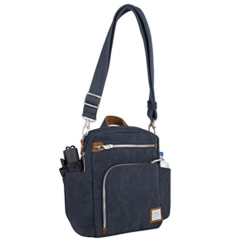 Travelon Anti-Theft Unisex Heritage Tour Bag