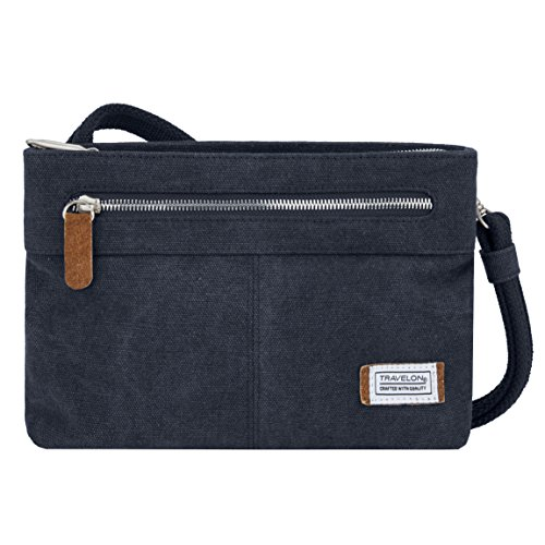 Travelon Women's Anti-Theft Heritage Crossbody Bag