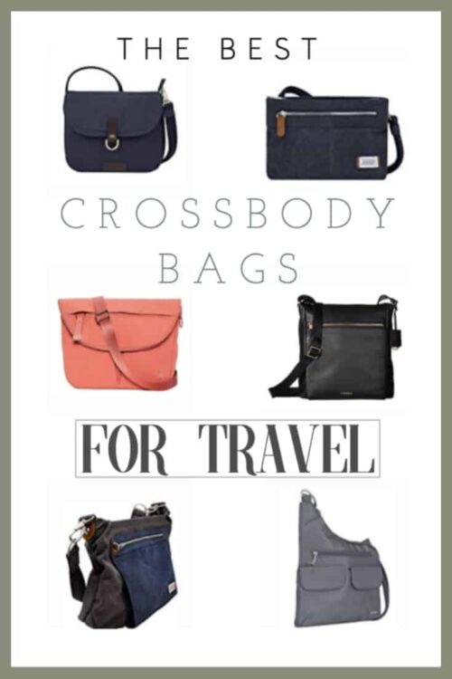 Looking for the perfect crossbody travel purse? We have reviewed the best crossbody travel bags to help you find the perfect travel handbag for your next trip.