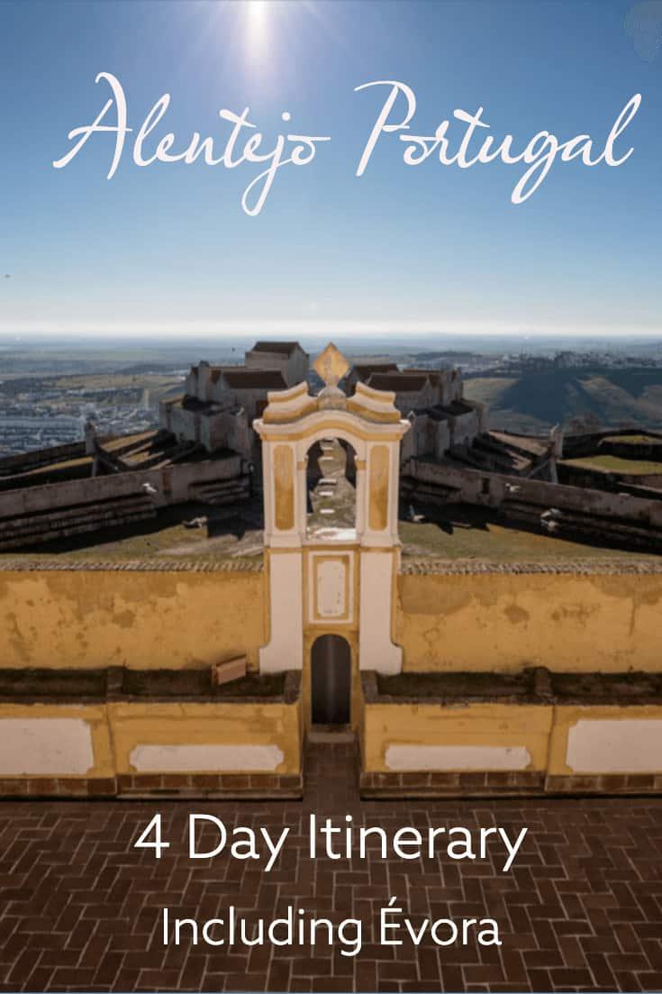 Alentejo road trip | 4 day Alentejo Itinerary | See the best of the Alentejo including Évora