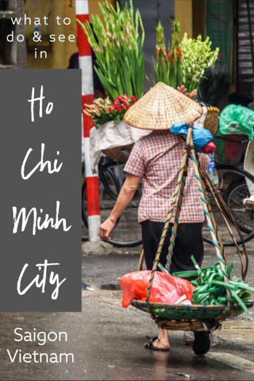 Wondering what to do in Saigon Vietnam? We have found the best things to do in Ho Chi Minh City to suit all tastes and budgets. #vietnam #travel #saigon #hochiminh