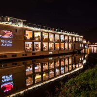 Viking Cruises Paris to Swiss Alps Christmas Market River Cruise.