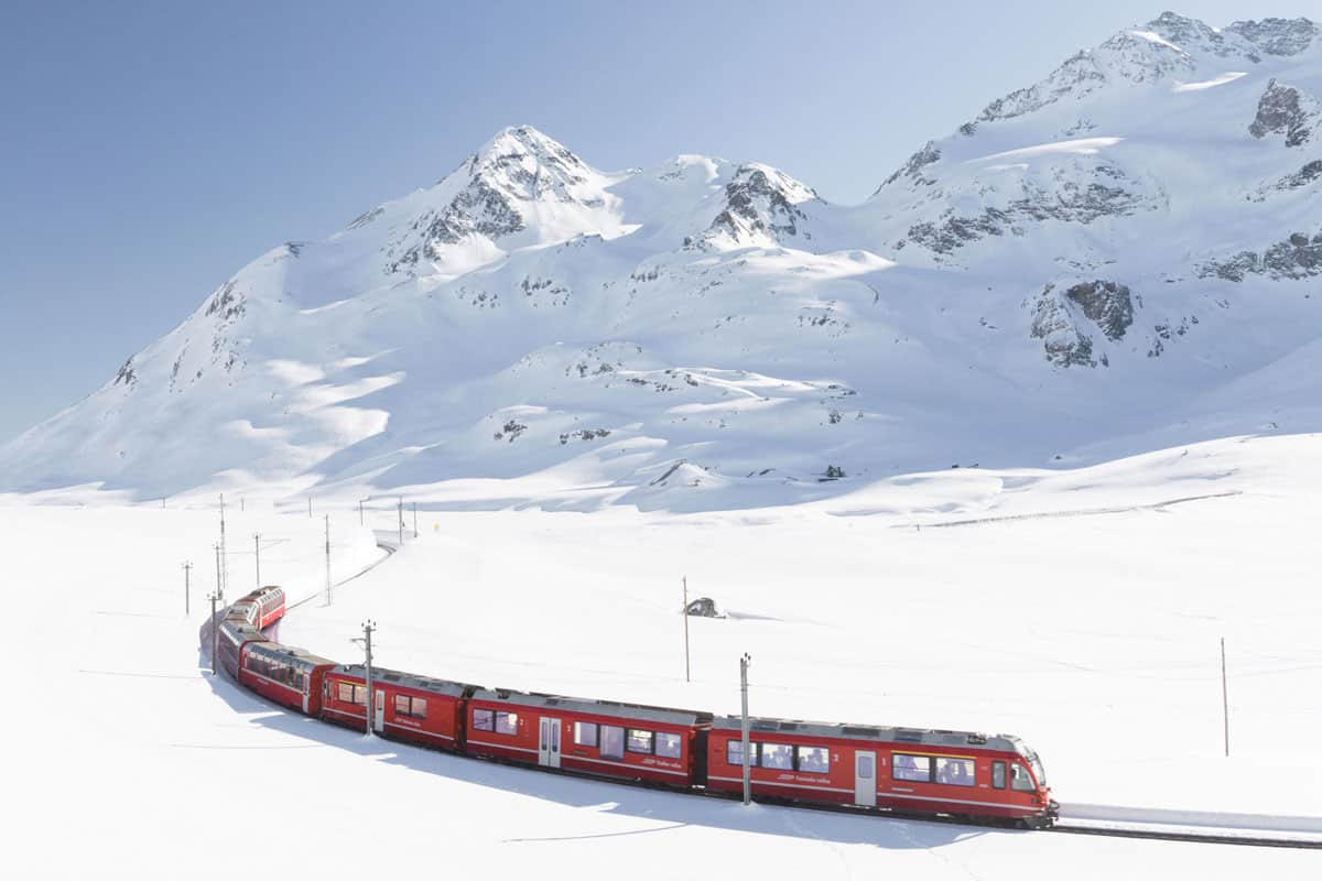 10 Scenic Train Routes in Europe to Take in 2020