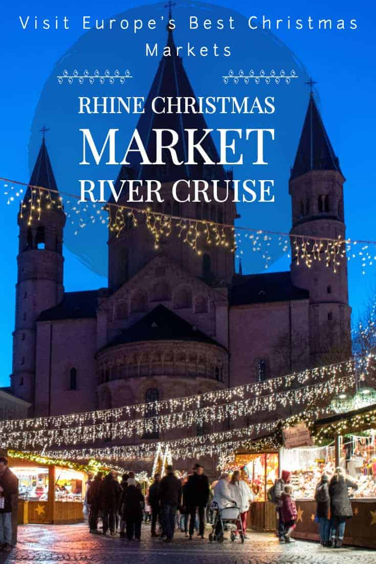 Take a Rhine Christmas market cruise to visit some of the best Christmas markets in Europe travelling from Paris to Switzerland #paris #switzerland #Christmasmarkets #rivercruise #rhine #myvikingjourney #vikingcruises