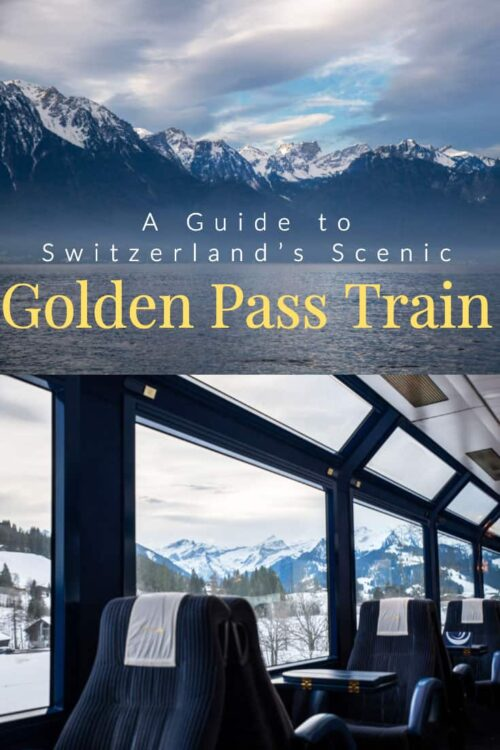 Panoramic Golden Pass Route through Switzerland. A complete guide to the Golden Pass line.