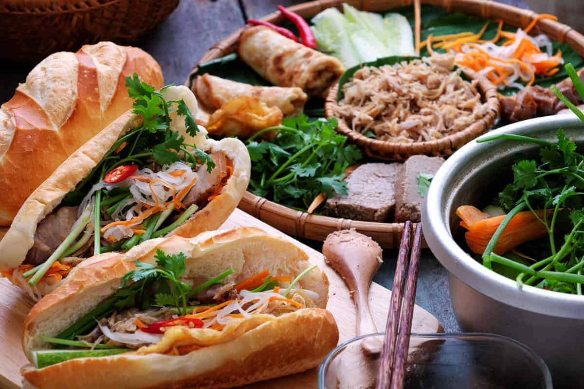 Even if you only have 2 days in Hoi An you must try a Banh Mi Sandwich.